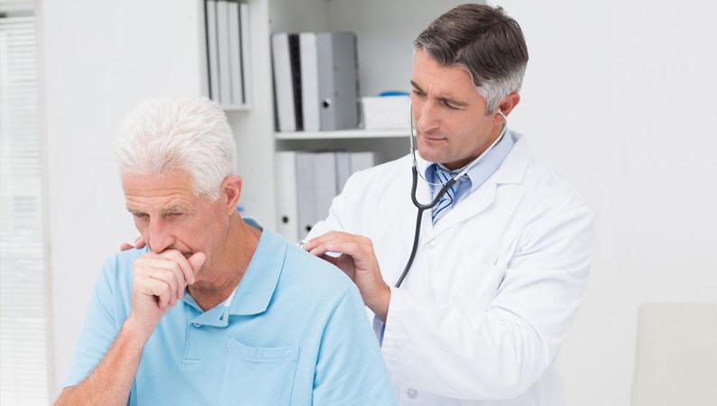 Bronchitis Symptome